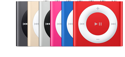 IPOD SHUFFLE 4TH GENERATION DRIVERS FOR MAC