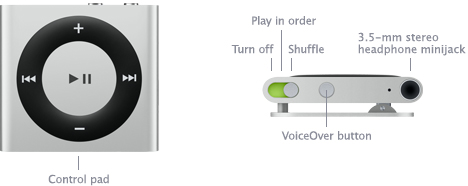 how do i turn off shuffle on my iphone ipod shuffle 4th generation technical specifications 2755