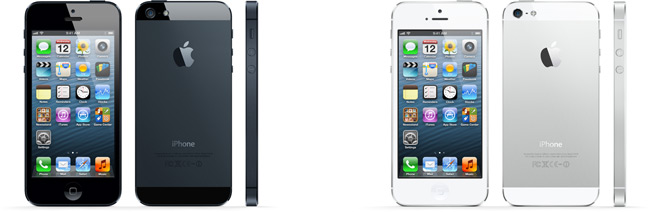 iPhone 5 - Technical Specifications