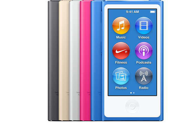 ipod nano 7th generation technical specifications. Black Bedroom Furniture Sets. Home Design Ideas