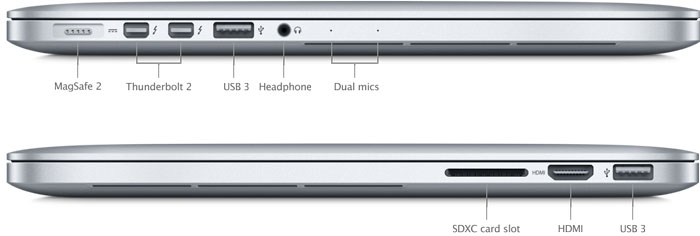 macbook pro retina 15 inch mid 2014 technical specifications rh support apple com MacBook Pro 15 Inch with Speakers 15 Inch MacBook Pro Keyboard Cover