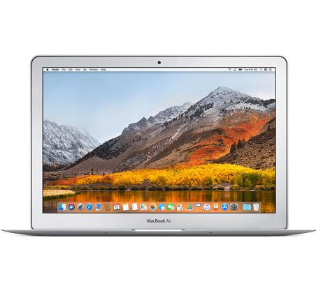 Macbook Air 13 128GB MQD32SA A 2017 - No.00367546