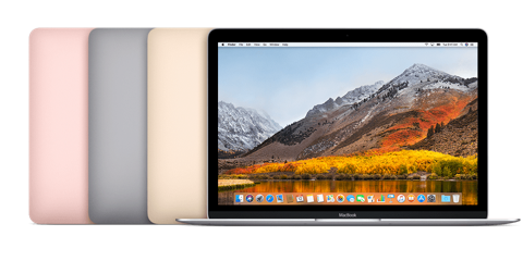 MacBook (Retina, 12-inch, 2017) - Technical Specifications