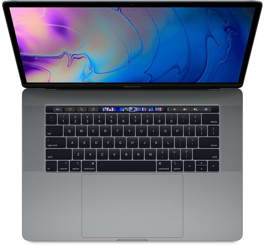 Macbook Pro 15 Inch 2018 Technical Specifications