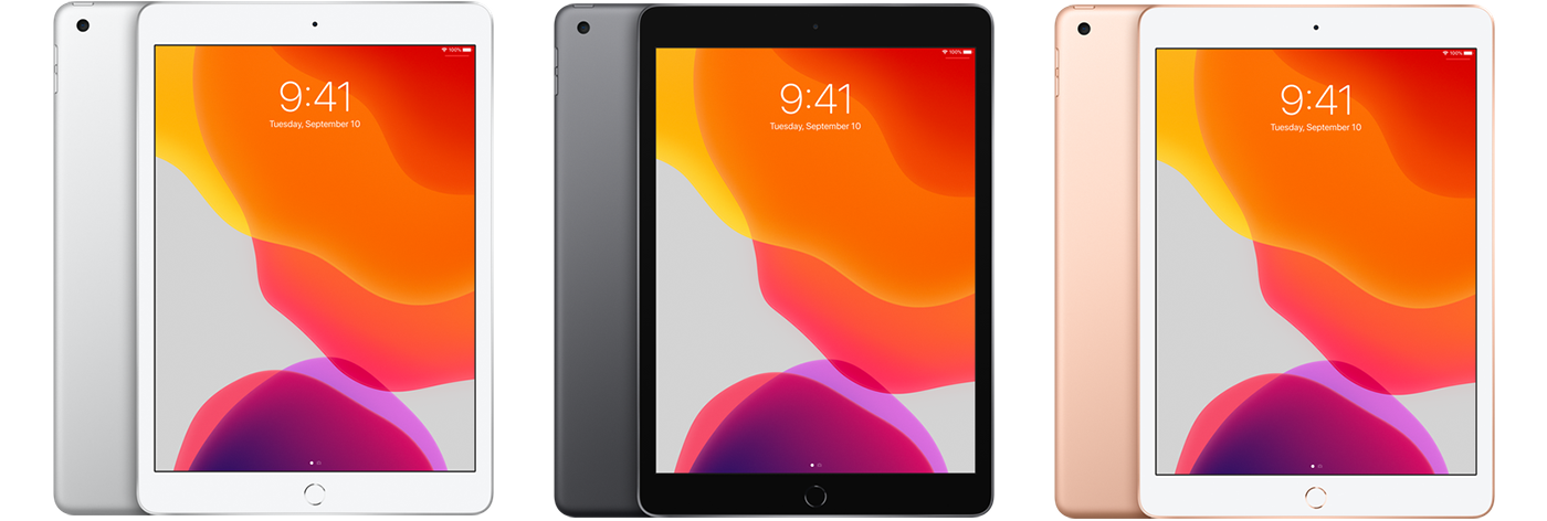 iPad(第7世代)- 技術仕様