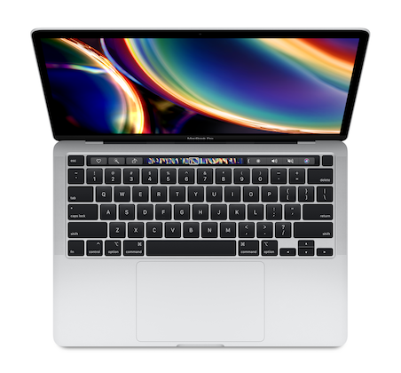 sp818 mbp13touch silver select 202005 - Apple MacBook Pro 13 2020 CUSTOM i5 2.3/32GB/2TB Space Gray Z0Y7000W1