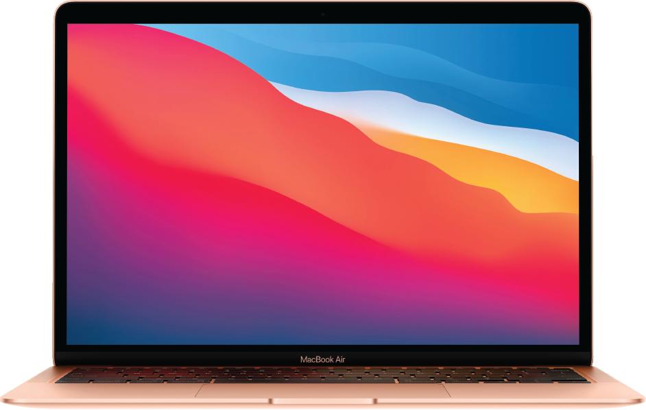 MacBook Air (M1, 2020) - Especificaciones técnicas