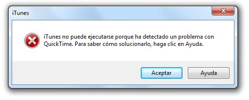 como instalar itunes en pc windows xp