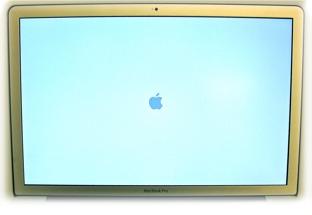 Mac starter ikke opp grå skjerm
