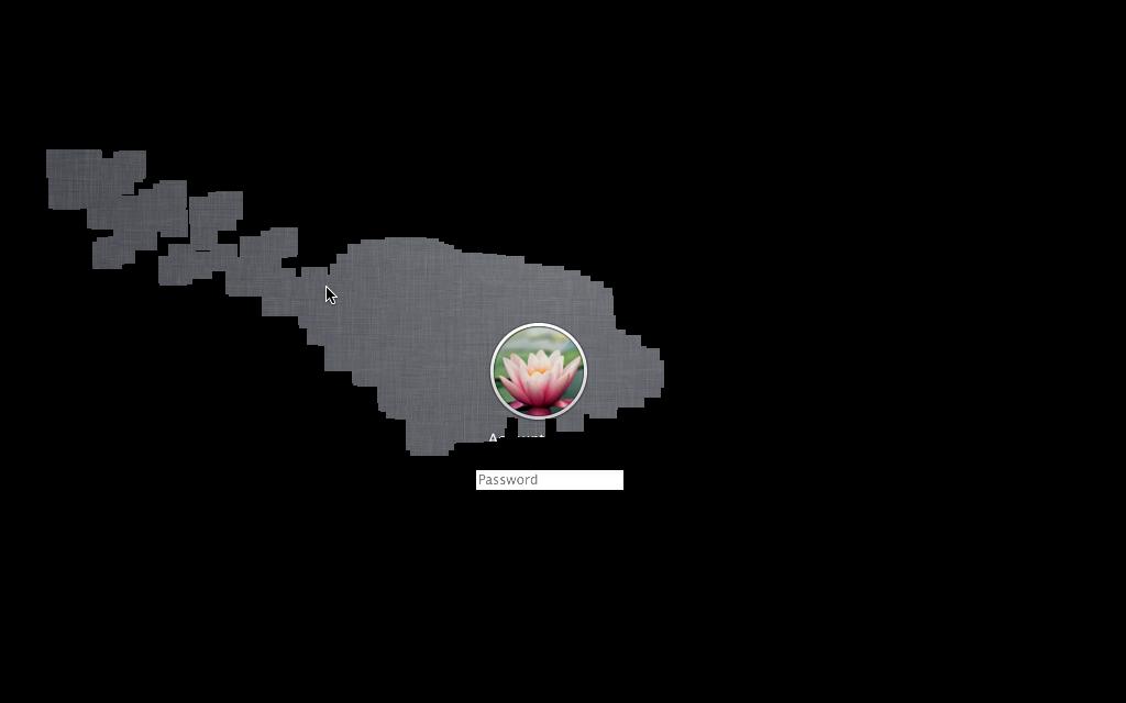 Os x affichage partiel de la fen tre d ouverture de for Mac fenetre hors ecran