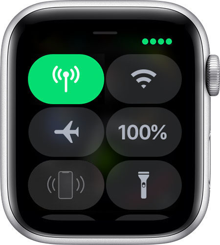 8c38188e7 كيفية استخدام Apple Watch بدون وجود الـ iPhone على مقربة - Apple الدعم