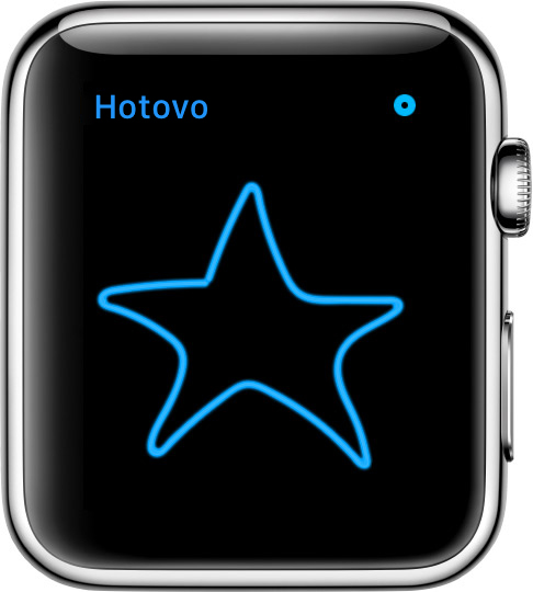 Pouzivani Funkce Digital Touch Na Apple Watch Podpora Apple