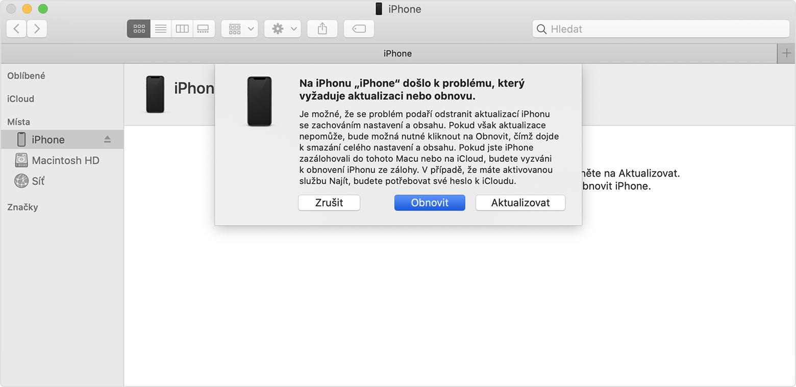 Jak připojím svůj iPad k iTunes