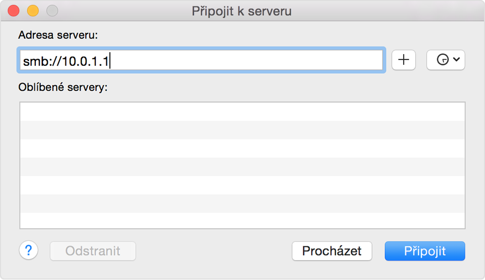 Taky můžete kontaktovat správce serveru Exchange nebo správce sítě.