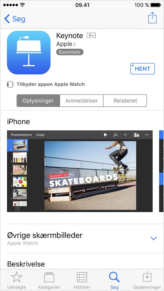 bedt iphone apps