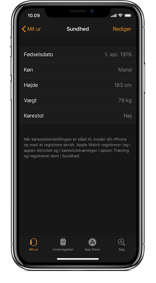 77263cb804d Sådan får du de mest nøjagtige målinger med dit Apple Watch - Apple ...