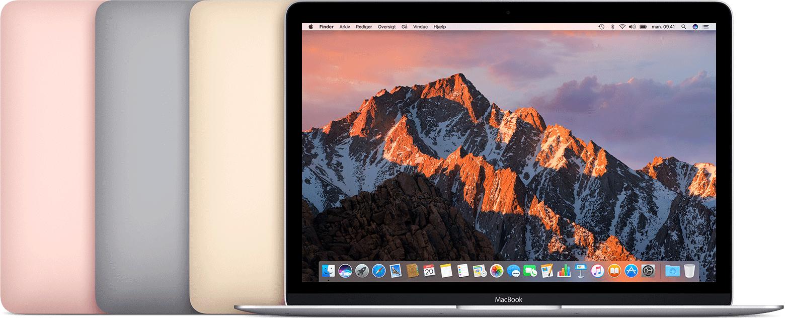 Slik identifiserer du, macBook, pro-modellen din - Apple
