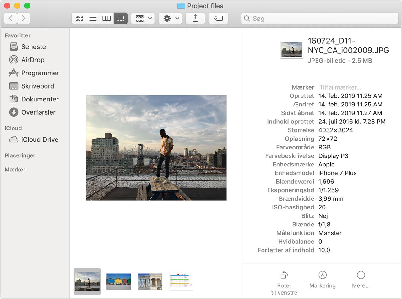 Laer Finder Pa Din Mac Computer At Kende Apple Support