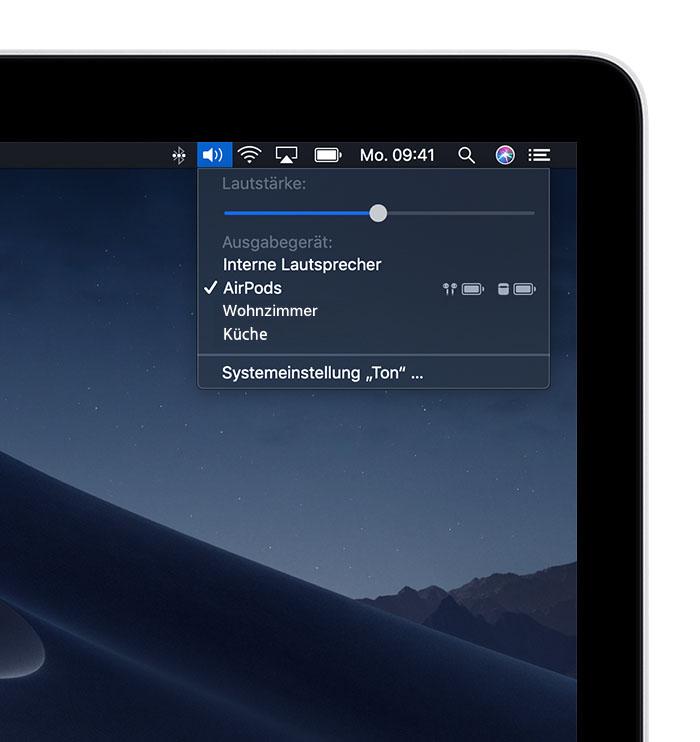 Airpods Mit Macbook Verbinden