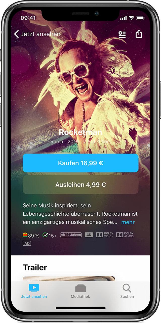Filme Und Tv App