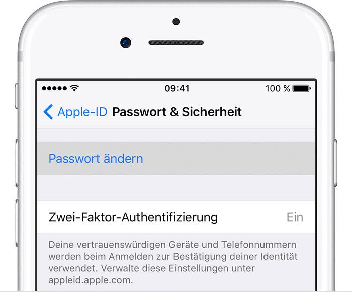 vorgehensweise wenn sie ihr apple id passwort vergessen haben apple support. Black Bedroom Furniture Sets. Home Design Ideas