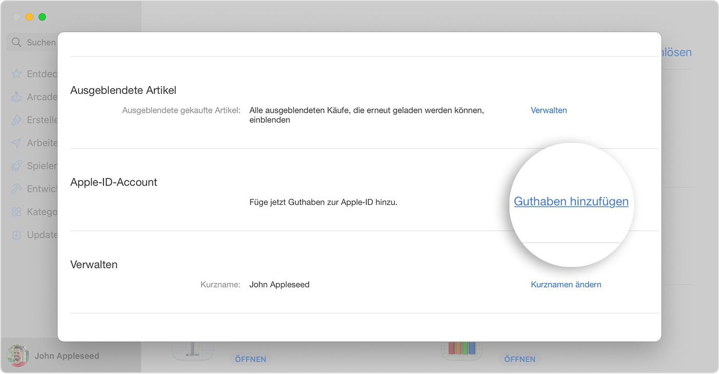 Kann ich mein Apple-ID-Guthaben verwenden, um Bitcoin zu kaufen?