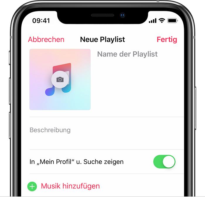 Iphone playlist aud android übertragen