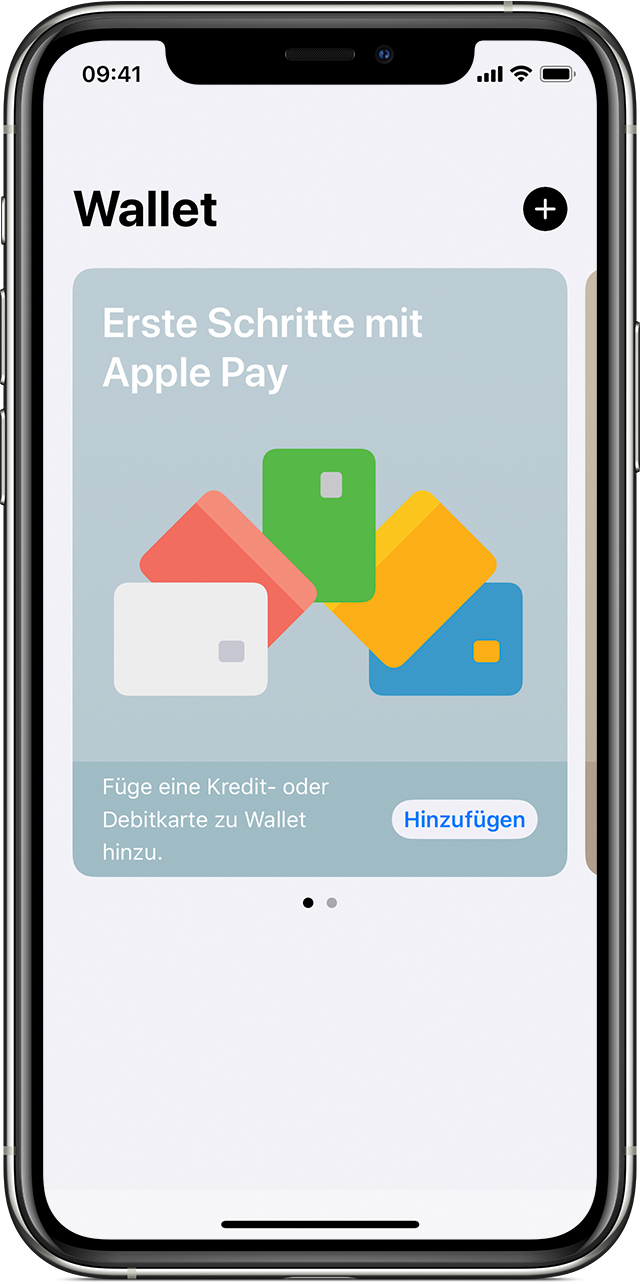Apple Pay einrichten - Apple Support (DE)