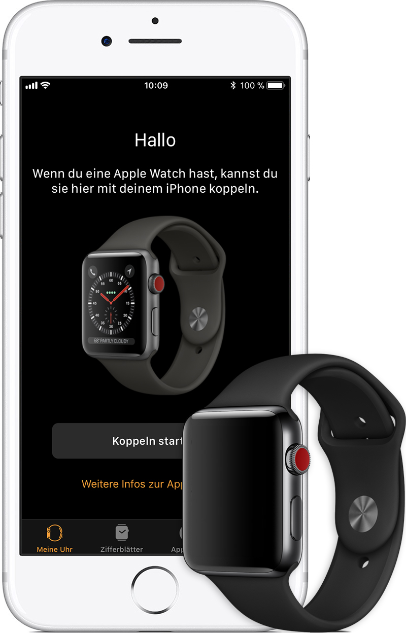 mobilfunk auf der apple watch series 3 gps cellular. Black Bedroom Furniture Sets. Home Design Ideas