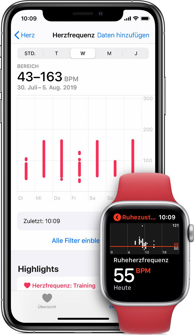 Apple Watch: So analysiert die Smartwatch euren Schlaf