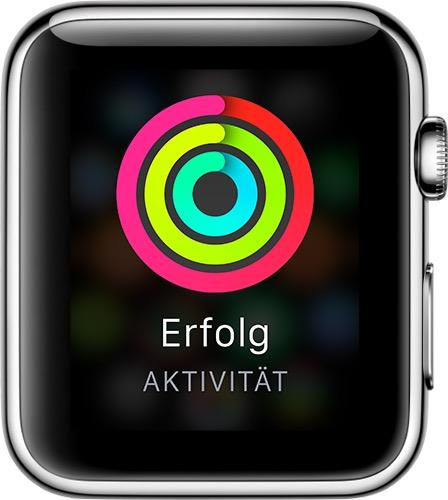 app aktivit t auf der apple watch verwenden apple support. Black Bedroom Furniture Sets. Home Design Ideas