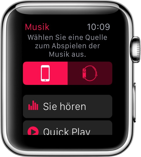 how to play music from phone to apple tv