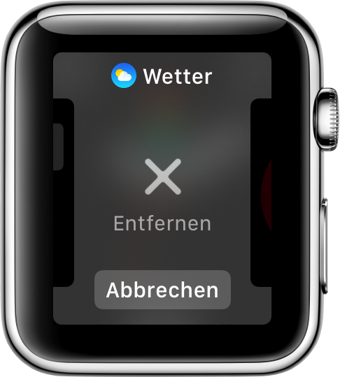 mithilfe des docks zwischen apps auf ihrer apple watch wechseln apple support. Black Bedroom Furniture Sets. Home Design Ideas