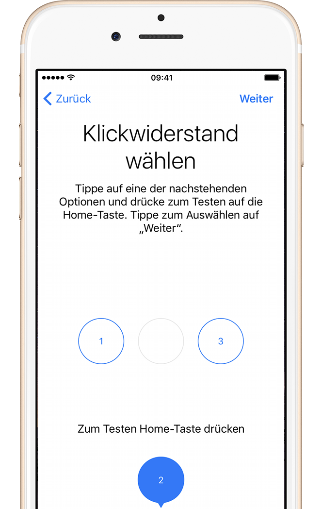 Iphone 6 kennenlernen