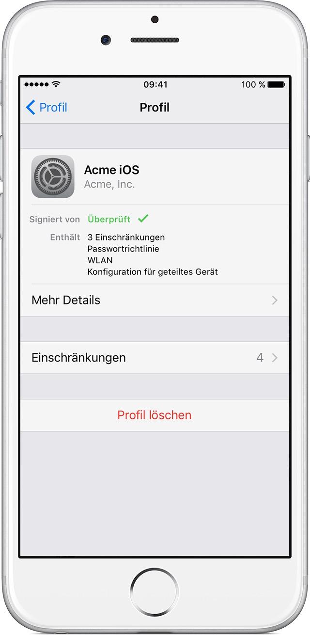 Auch Tracking von mobilen Datenverbindungen möglich