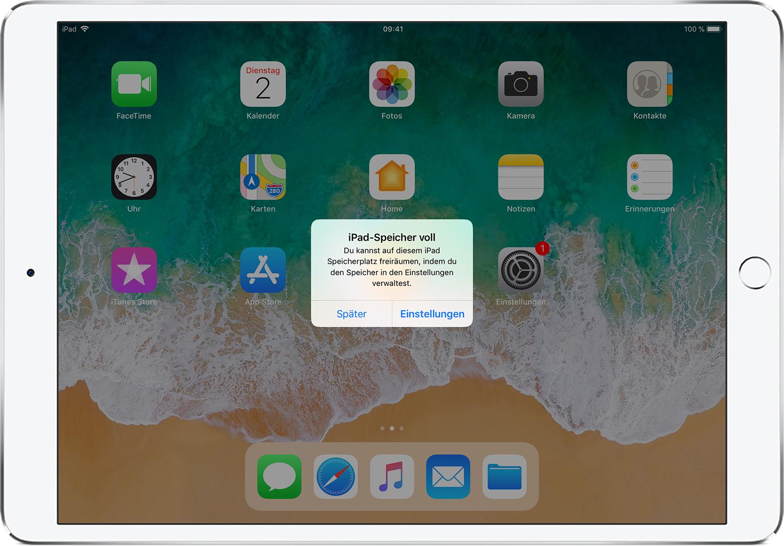 Apple apps verwalten