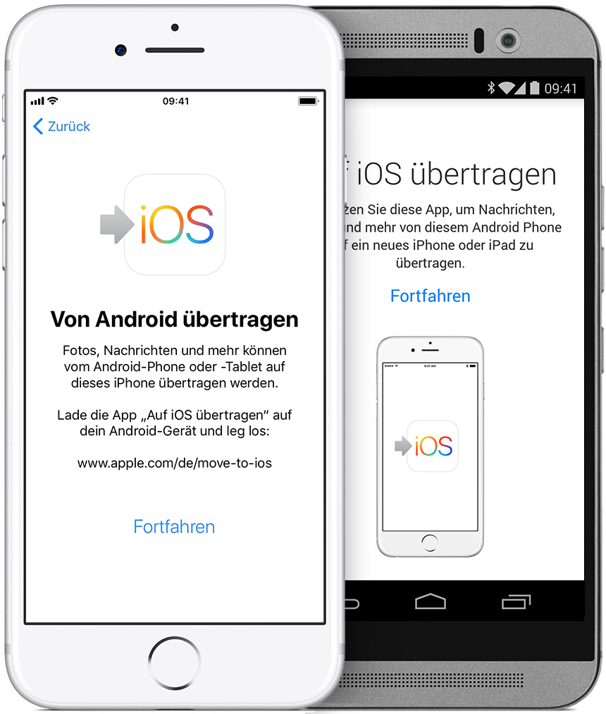 Android App Auf Iphone