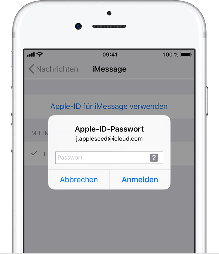 Apple Id Verifizieren