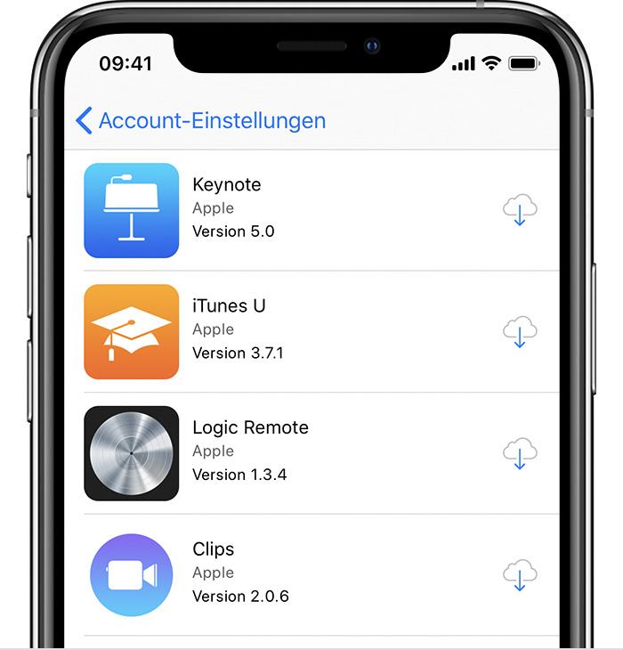 App Download Verlauf Löschen Iphone