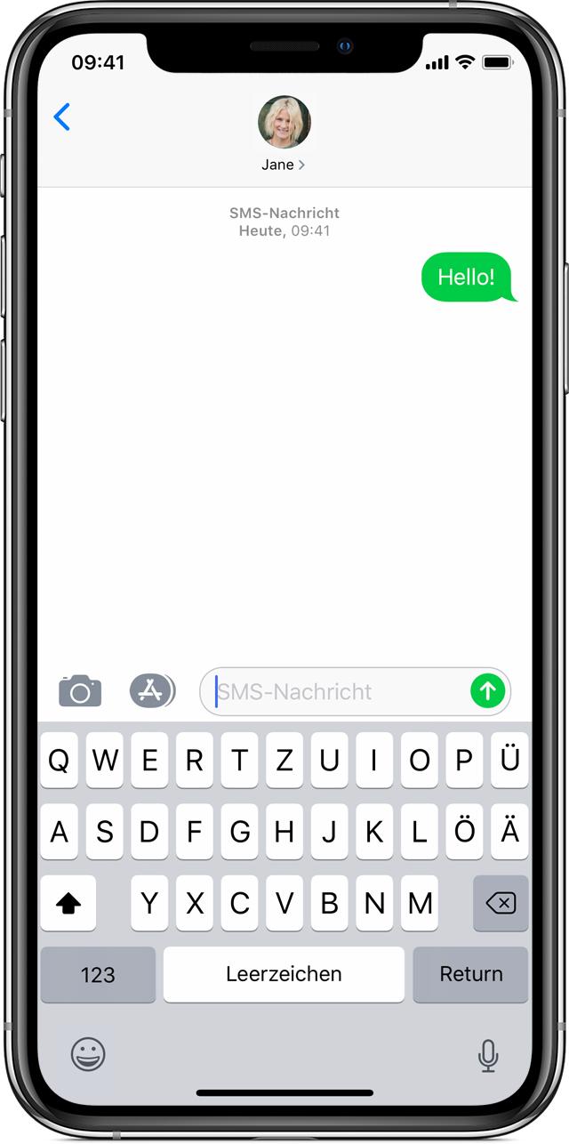 4 Wege: iPhone SMS sichern – SMS vom iPhone auf PC selektiv speichern