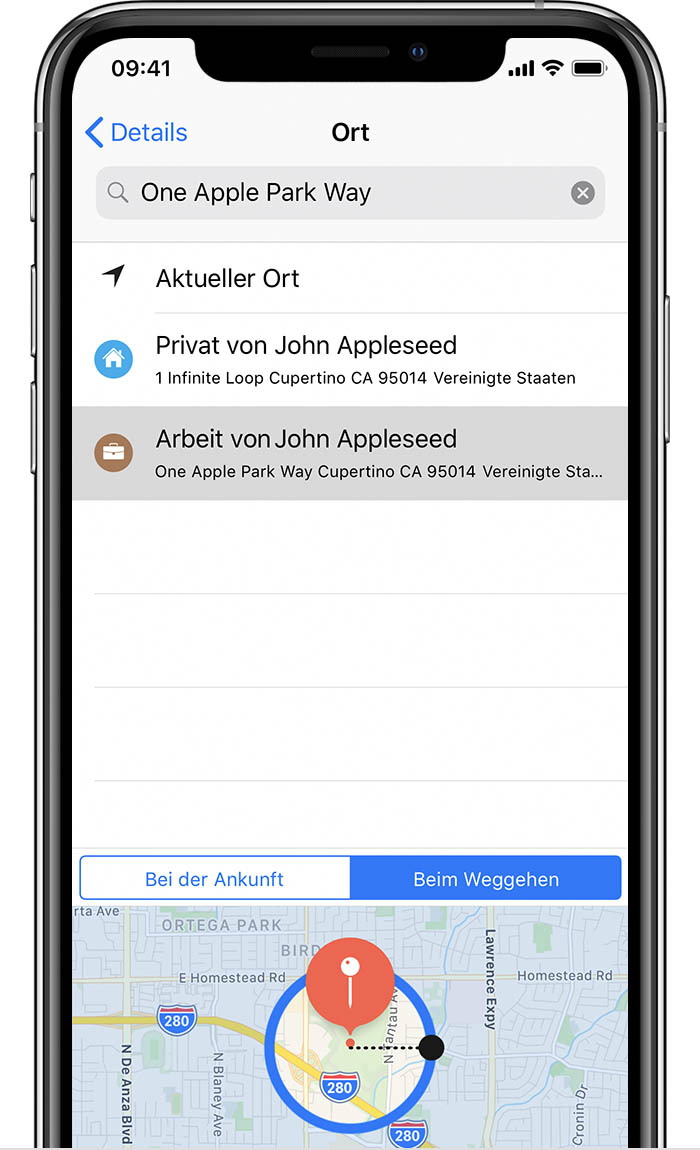 iphone 6 Plus orten wie