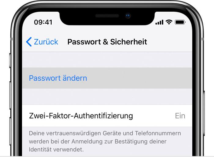 Passwort-Umgehung