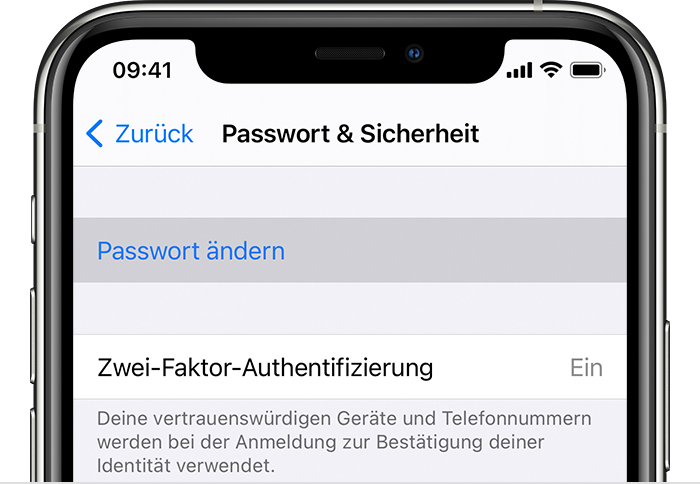 iphone 7 Plus passwort knacken ios 10
