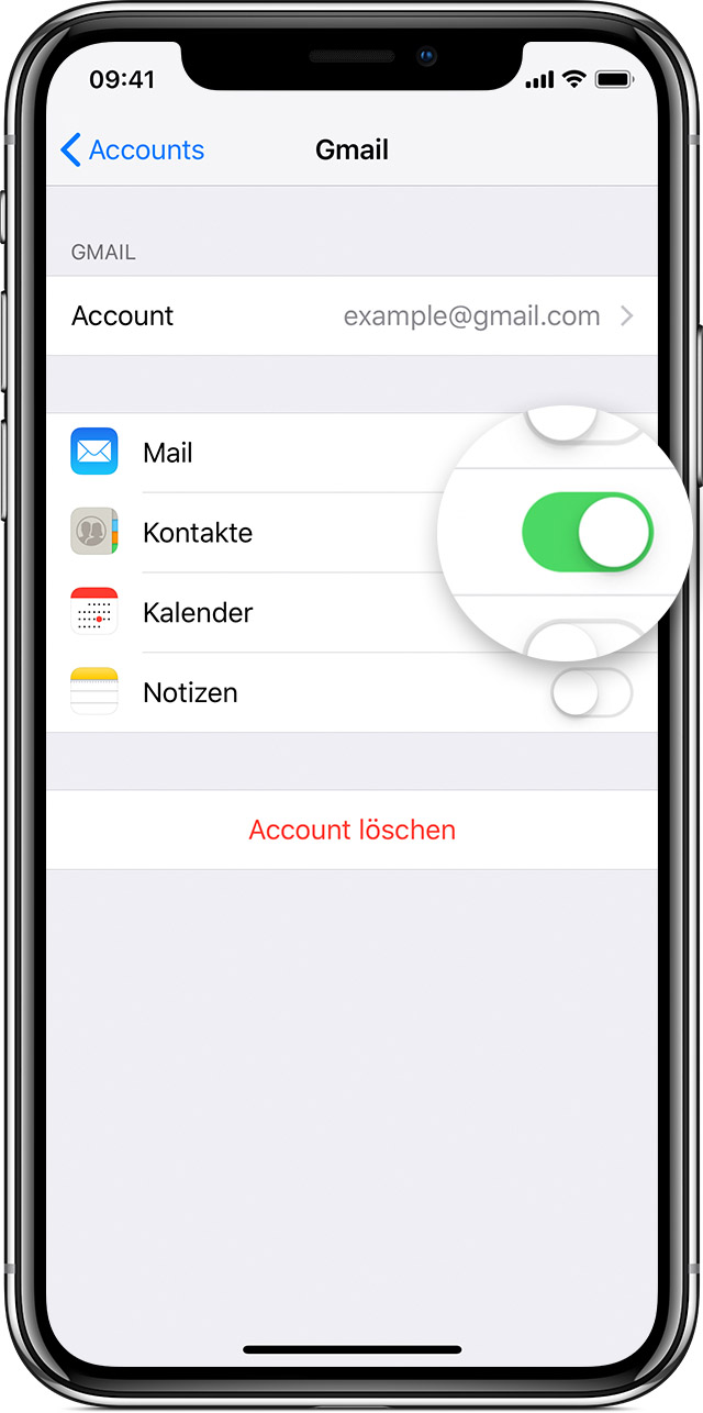 Iphone Neue Nummer Kontakte