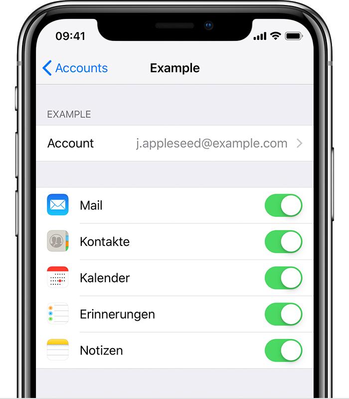 Fehlende Notiz Auf Einem Iphone Ipad Oder Ipod Touch Apple Support