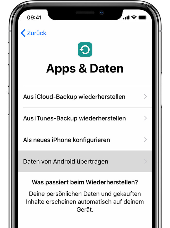 Android Apps Auf Iphone