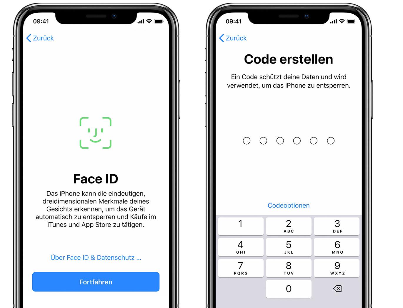 apple id uber anderes iphone wiederherstellen
