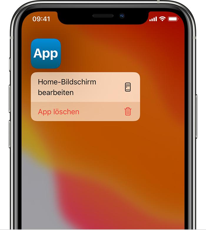 Apps Auf Dem Iphone Ipad Und Ipod Touch Loschen Apple Support