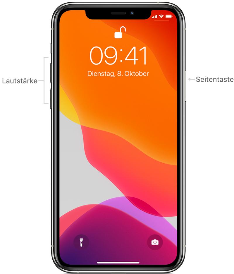 Iphone 11 Einschalten
