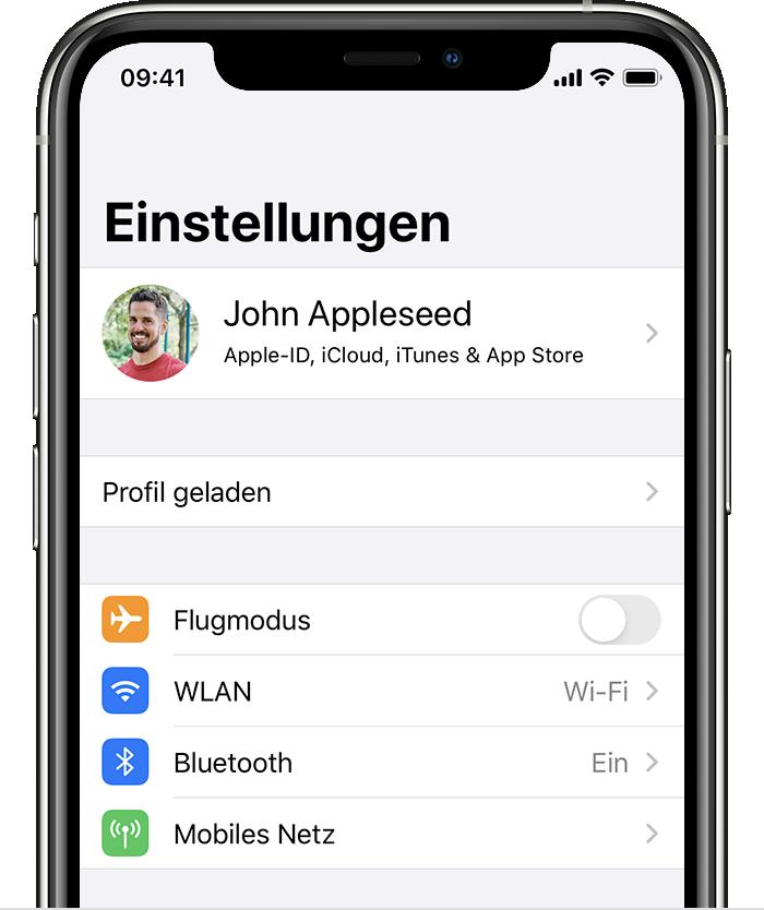Apple Id Auf Iphone Andern So Geht S Tippcenter 11